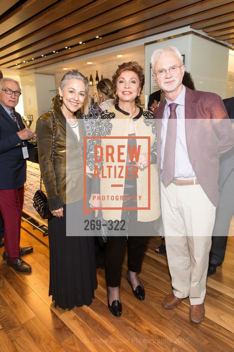 Sako Fisher, Maria Manetti Shrem, John Adams, Gala at The Greek Benefiting Cal Performances, UC Berkeley's Greek Theatre. 2001 Gayley Rd, September 25th, 2015,Drew Altizer, Drew Altizer Photography, full-service agency, private events, San Francisco photographer, photographer california