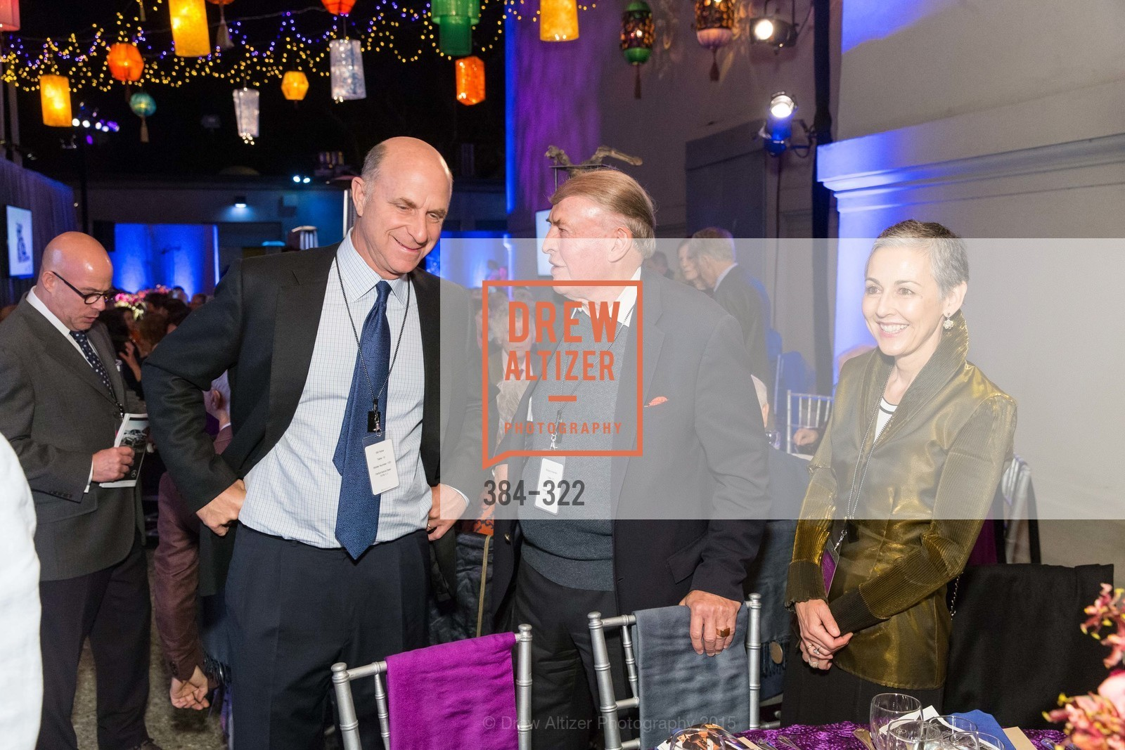 Bill Fisher, Dick Kramlich, Sako Fisher, Gala at The Greek Benefiting Cal Performances, UC Berkeley's Greek Theatre. 2001 Gayley Rd, September 25th, 2015,Drew Altizer, Drew Altizer Photography, full-service agency, private events, San Francisco photographer, photographer california