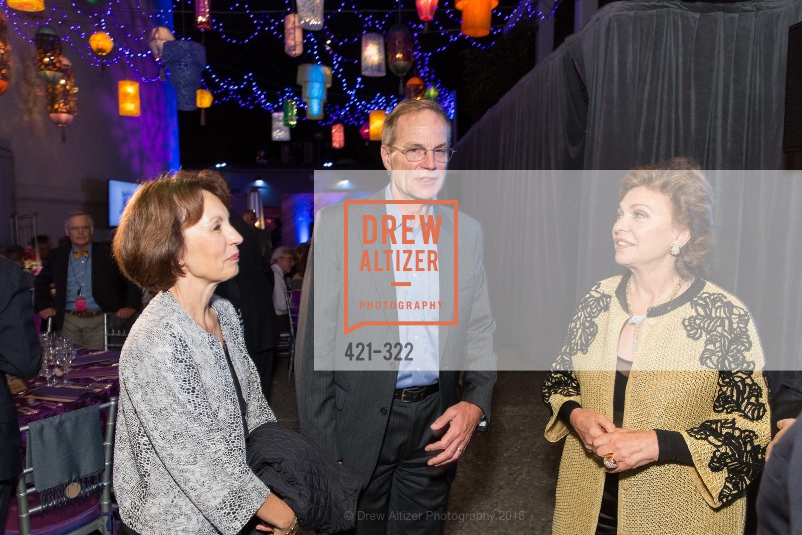 Jan Assink, John Atwater, Maria Manetti Shrem, Gala at The Greek Benefiting Cal Performances, UC Berkeley's Greek Theatre. 2001 Gayley Rd, September 25th, 2015,Drew Altizer, Drew Altizer Photography, full-service agency, private events, San Francisco photographer, photographer california