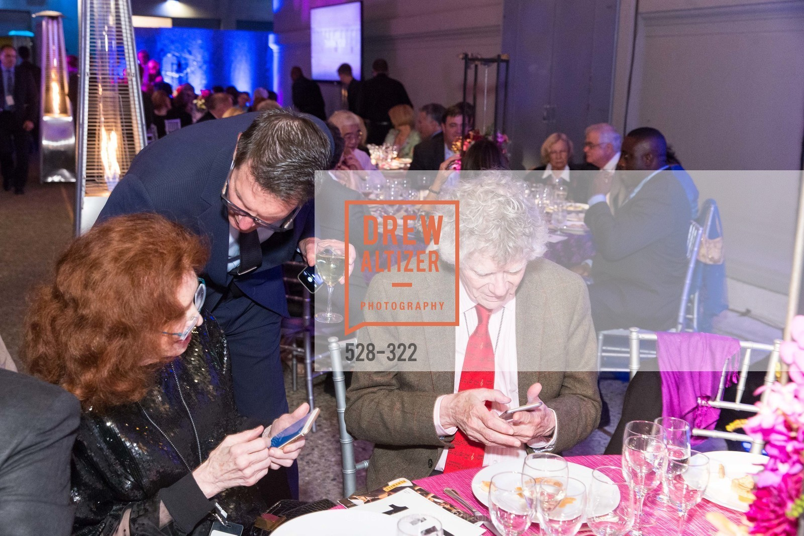 Ann Getty, Matias Tarnopolsky, Gordon Getty, Gala at The Greek Benefiting Cal Performances, UC Berkeley's Greek Theatre. 2001 Gayley Rd, September 25th, 2015,Drew Altizer, Drew Altizer Photography, full-service agency, private events, San Francisco photographer, photographer california