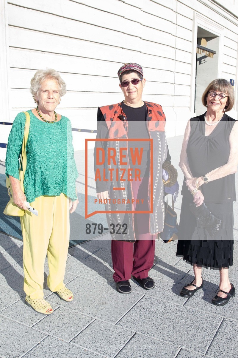 Maxine Risley, Nancy Axelrod, Leslie Avant, Gala at The Greek Benefiting Cal Performances, UC Berkeley's Greek Theatre. 2001 Gayley Rd, September 25th, 2015,Drew Altizer, Drew Altizer Photography, full-service agency, private events, San Francisco photographer, photographer california