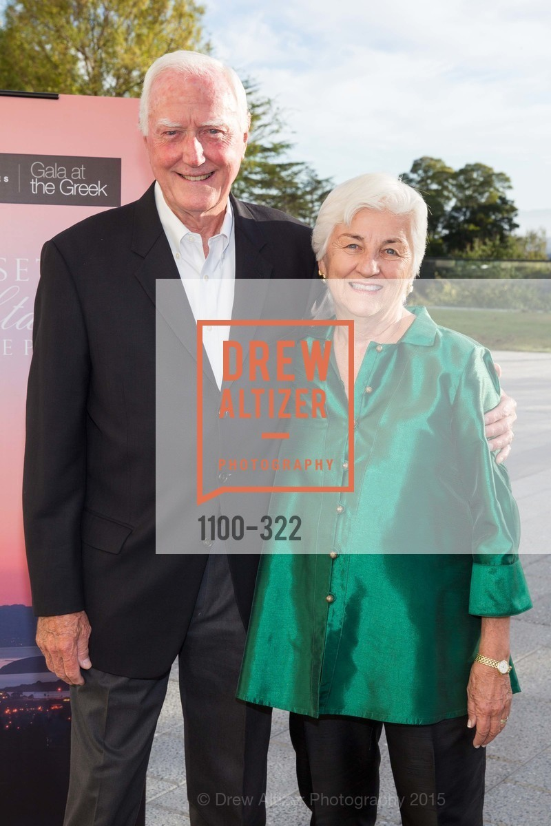Joe Neil, Carol Neil, Gala at The Greek Benefiting Cal Performances, UC Berkeley's Greek Theatre. 2001 Gayley Rd, September 25th, 2015,Drew Altizer, Drew Altizer Photography, full-service agency, private events, San Francisco photographer, photographer california