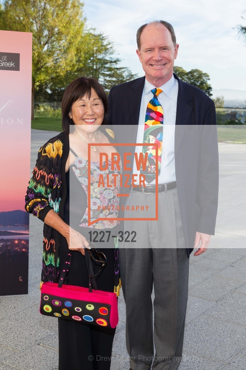 Jan McCutcheon, Michael McCutcheon, Gala at The Greek Benefiting Cal Performances, UC Berkeley's Greek Theatre. 2001 Gayley Rd, September 25th, 2015,Drew Altizer, Drew Altizer Photography, full-service event agency, private events, San Francisco photographer, photographer California