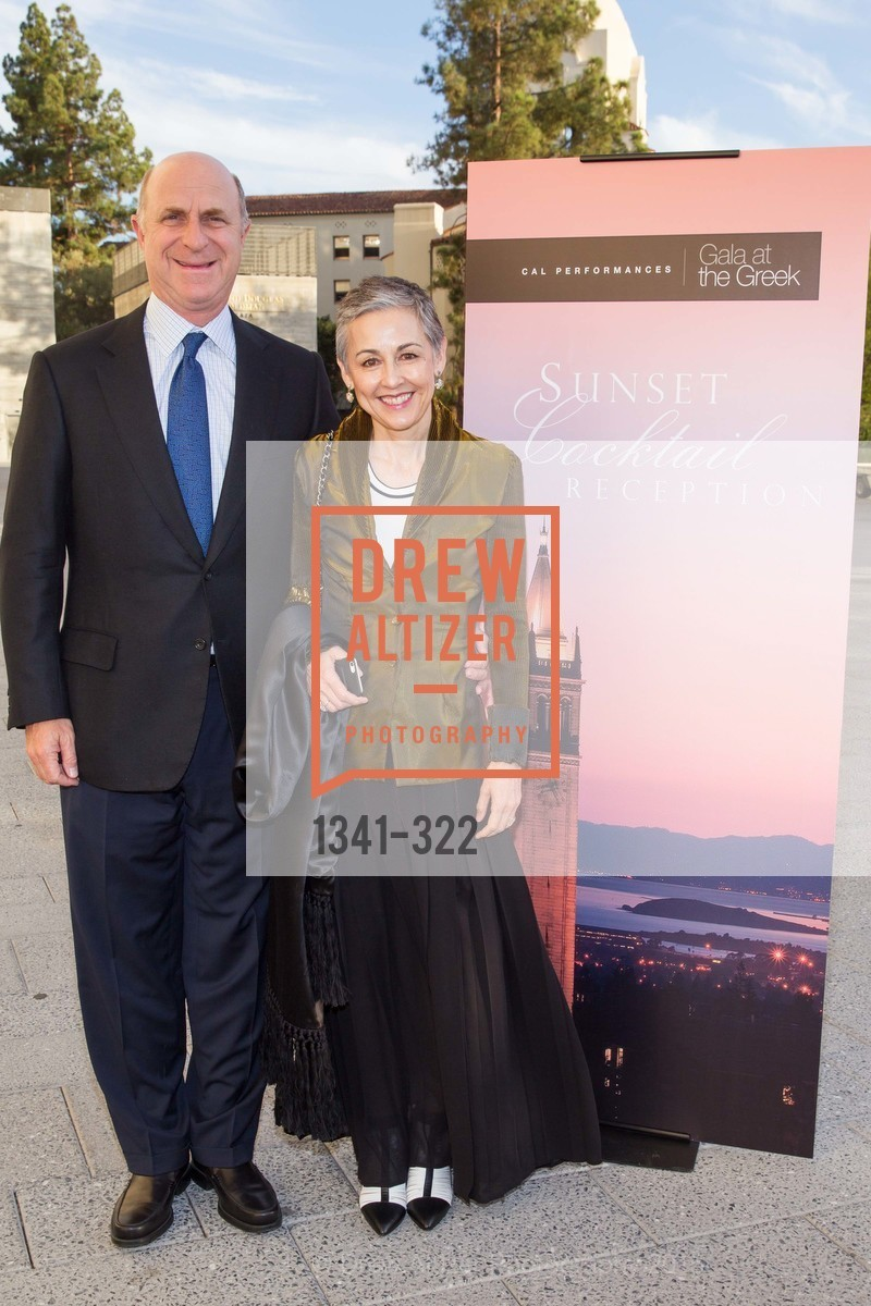 Bill Fisher, Sako Fisher, Gala at The Greek Benefiting Cal Performances, UC Berkeley's Greek Theatre. 2001 Gayley Rd, September 25th, 2015,Drew Altizer, Drew Altizer Photography, full-service agency, private events, San Francisco photographer, photographer california