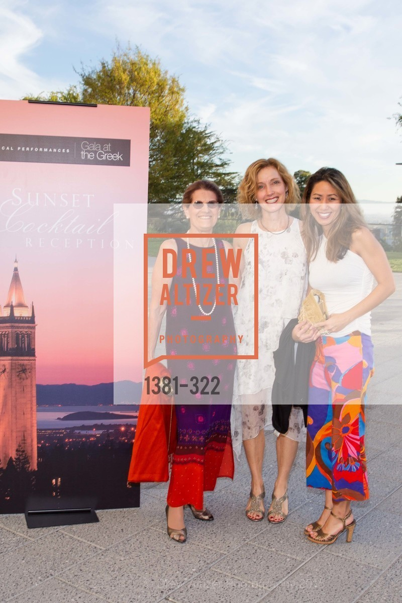 Judith Bloom, Hilary Fox, Katherine Beach, Gala at The Greek Benefiting Cal Performances, UC Berkeley's Greek Theatre. 2001 Gayley Rd, September 25th, 2015,Drew Altizer, Drew Altizer Photography, full-service agency, private events, San Francisco photographer, photographer california