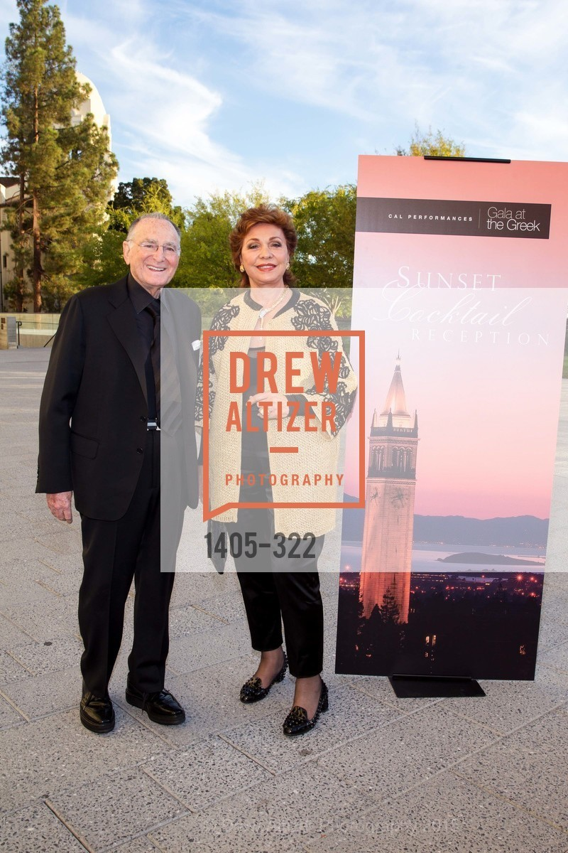 Jan Shrem, Maria Manetti Shrem, Gala at The Greek Benefiting Cal Performances, UC Berkeley's Greek Theatre. 2001 Gayley Rd, September 25th, 2015,Drew Altizer, Drew Altizer Photography, full-service agency, private events, San Francisco photographer, photographer california