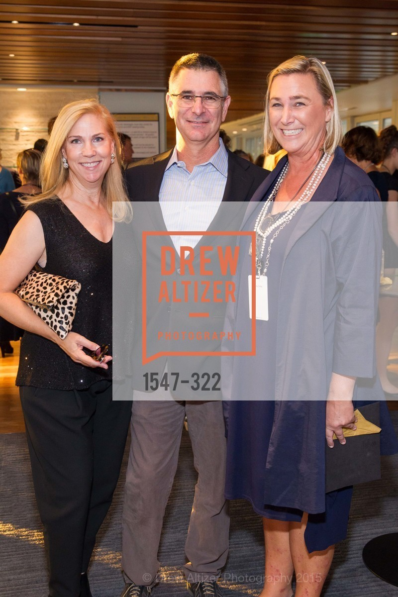 Lisa LaHorgue, Mike LaHorgue, Jenny Cutting, Gala at The Greek Benefiting Cal Performances, UC Berkeley's Greek Theatre. 2001 Gayley Rd, September 25th, 2015,Drew Altizer, Drew Altizer Photography, full-service agency, private events, San Francisco photographer, photographer california