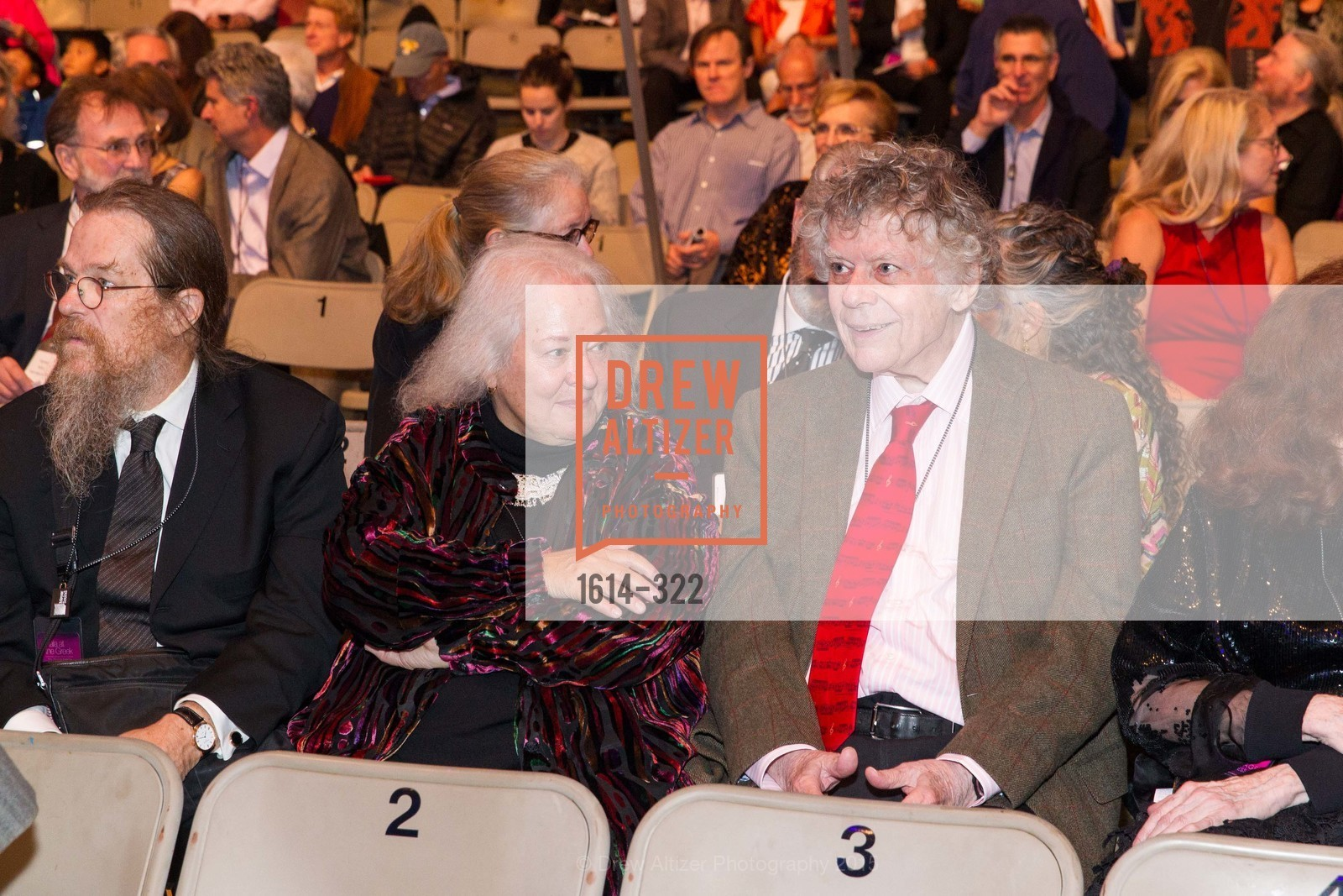 John Meyer, Helen Meyer, Gordon Getty, Gala at The Greek Benefiting Cal Performances, UC Berkeley's Greek Theatre. 2001 Gayley Rd, September 25th, 2015,Drew Altizer, Drew Altizer Photography, full-service agency, private events, San Francisco photographer, photographer california