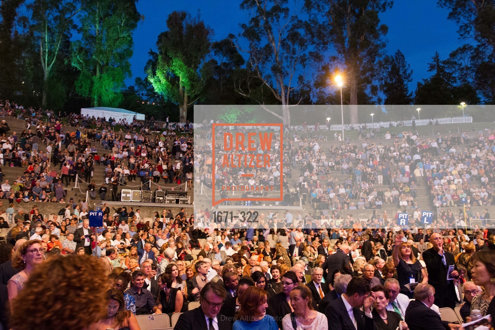 Atmosphere, Gala at The Greek Benefiting Cal Performances, UC Berkeley's Greek Theatre. 2001 Gayley Rd, September 25th, 2015,Drew Altizer, Drew Altizer Photography, full-service event agency, private events, San Francisco photographer, photographer California