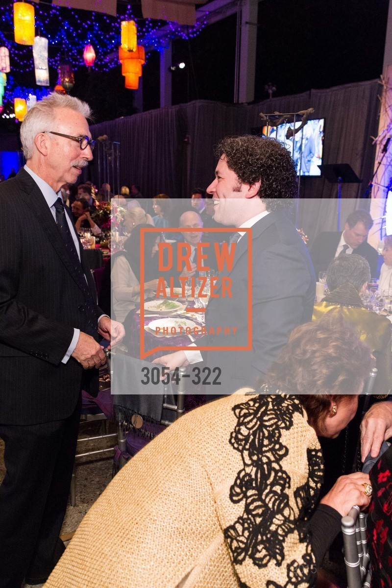 Nicholas Dirks, Gustavo Dudamel, Gala at The Greek Benefiting Cal Performances, UC Berkeley's Greek Theatre. 2001 Gayley Rd, September 25th, 2015,Drew Altizer, Drew Altizer Photography, full-service agency, private events, San Francisco photographer, photographer california