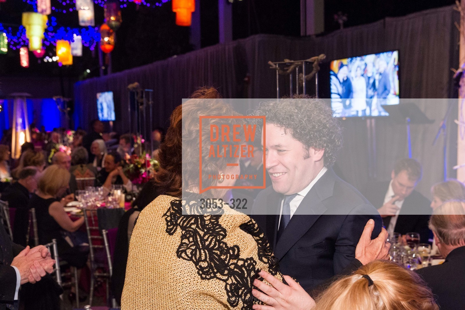Gustavo Dudamel, Gala at The Greek Benefiting Cal Performances, UC Berkeley's Greek Theatre. 2001 Gayley Rd, September 25th, 2015,Drew Altizer, Drew Altizer Photography, full-service agency, private events, San Francisco photographer, photographer california