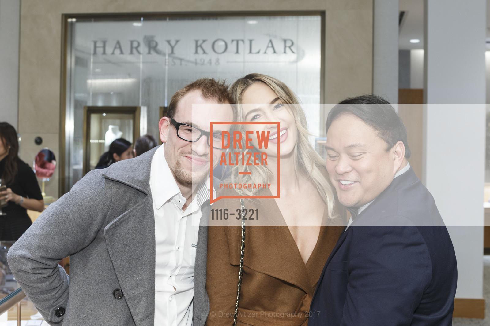 Tobias Deml, Heather Whiting, Mark Mendez, Photo #1116-3221
