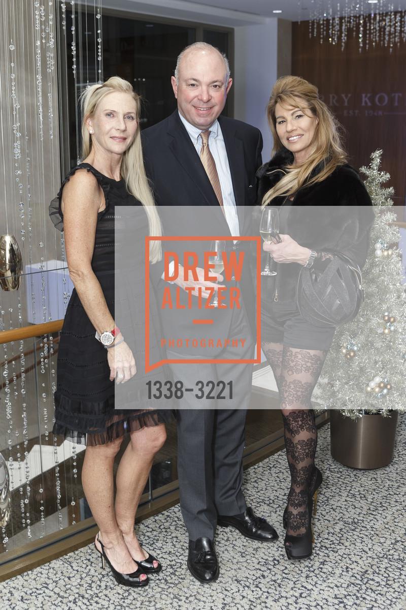 Diane Adams, Mario Donati, Anthy Donati, Photo #1338-3221