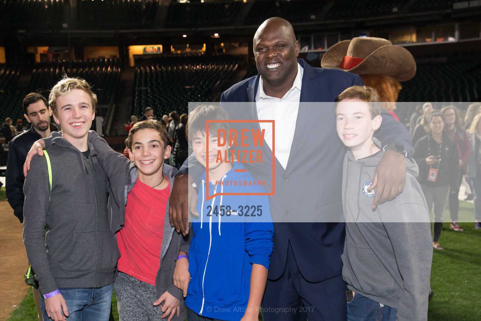 Adonal Foyle, Photo #2458-3225