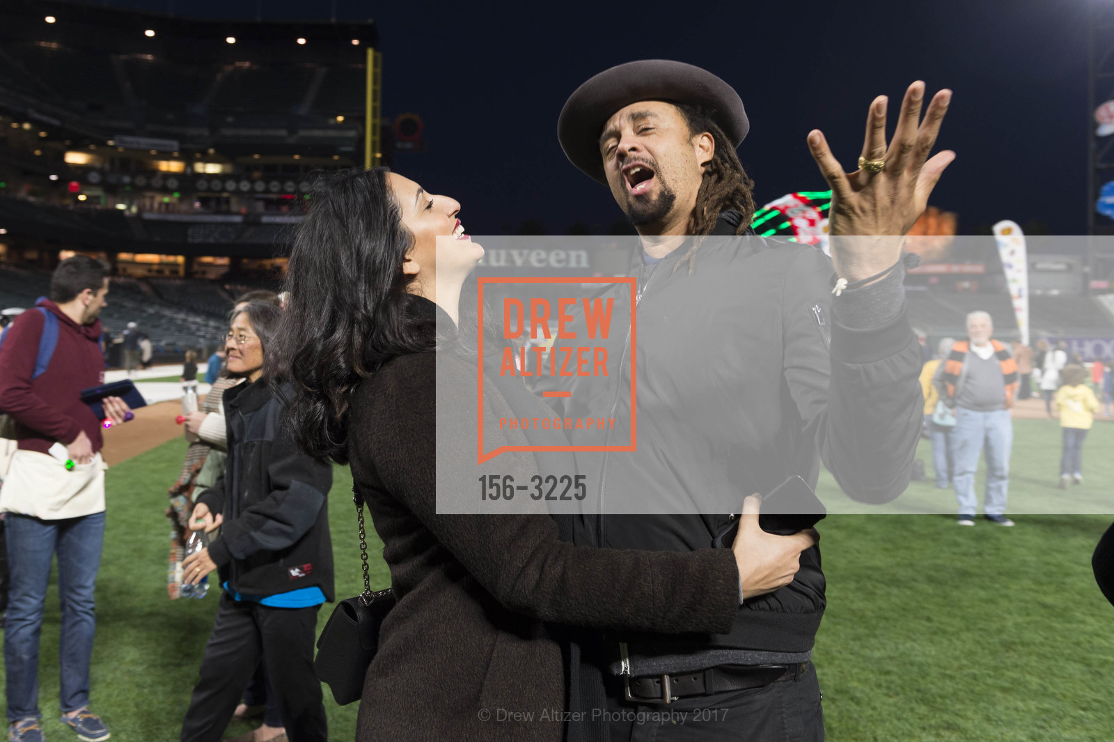 Sara Agah Franti, Michael Franti, Photo #156-3225