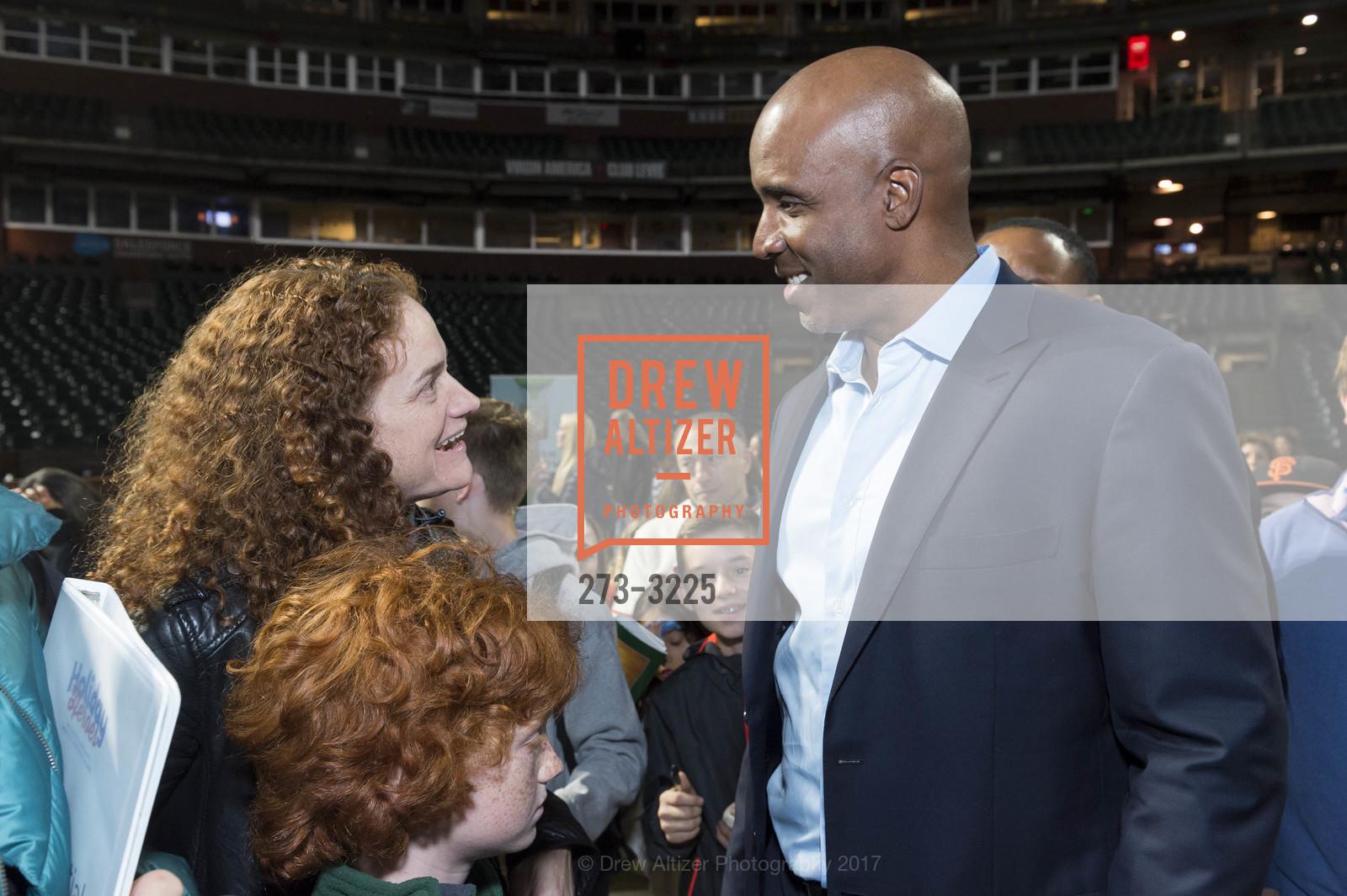 Joanne Pasternack, Barry Bonds, Photo #273-3225
