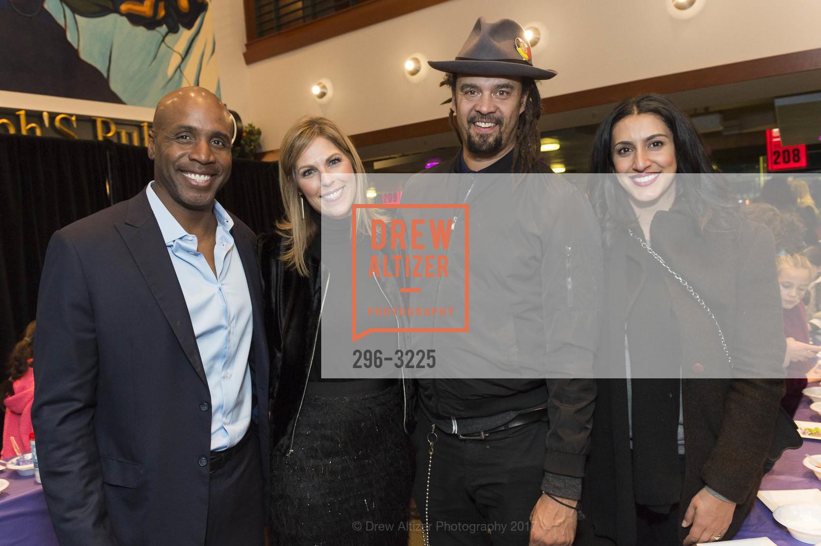 Barry Bond, Mendy Calegari, Michael Franti, Sara Agah Franti, Photo #296-3225