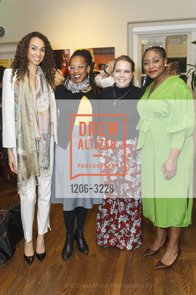 Gina Clayton, Latifah Simon, Kia Kolderup-Lane, Alicia Garza, Photo #1206-3228