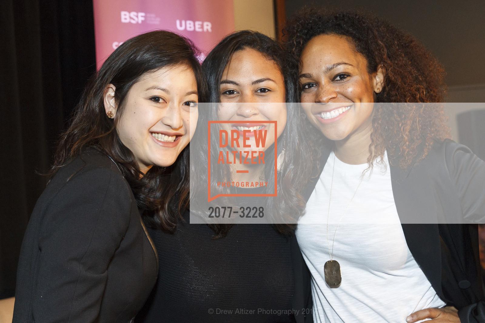 Mana Nakagawa, Bettie Thomas, Monique Dorsainvil, Photo #2077-3228