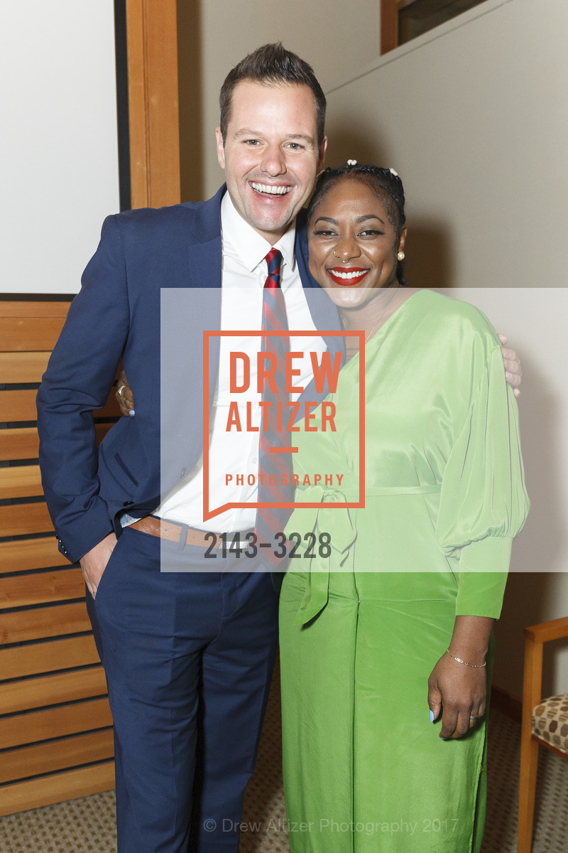 Matt Haney, Alicia Garza, Photo #2143-3228