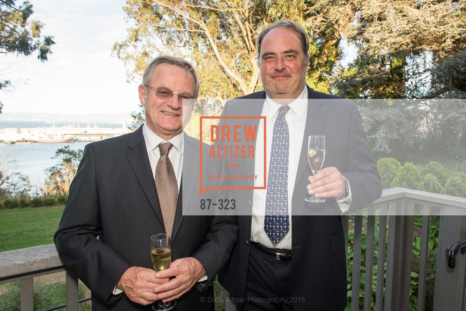 Patrick Suberville, Emmanuel DeMuizon, A Night in Versailles, General's Residence. 1 Franklin St, September 25th, 2015,Drew Altizer, Drew Altizer Photography, full-service agency, private events, San Francisco photographer, photographer california