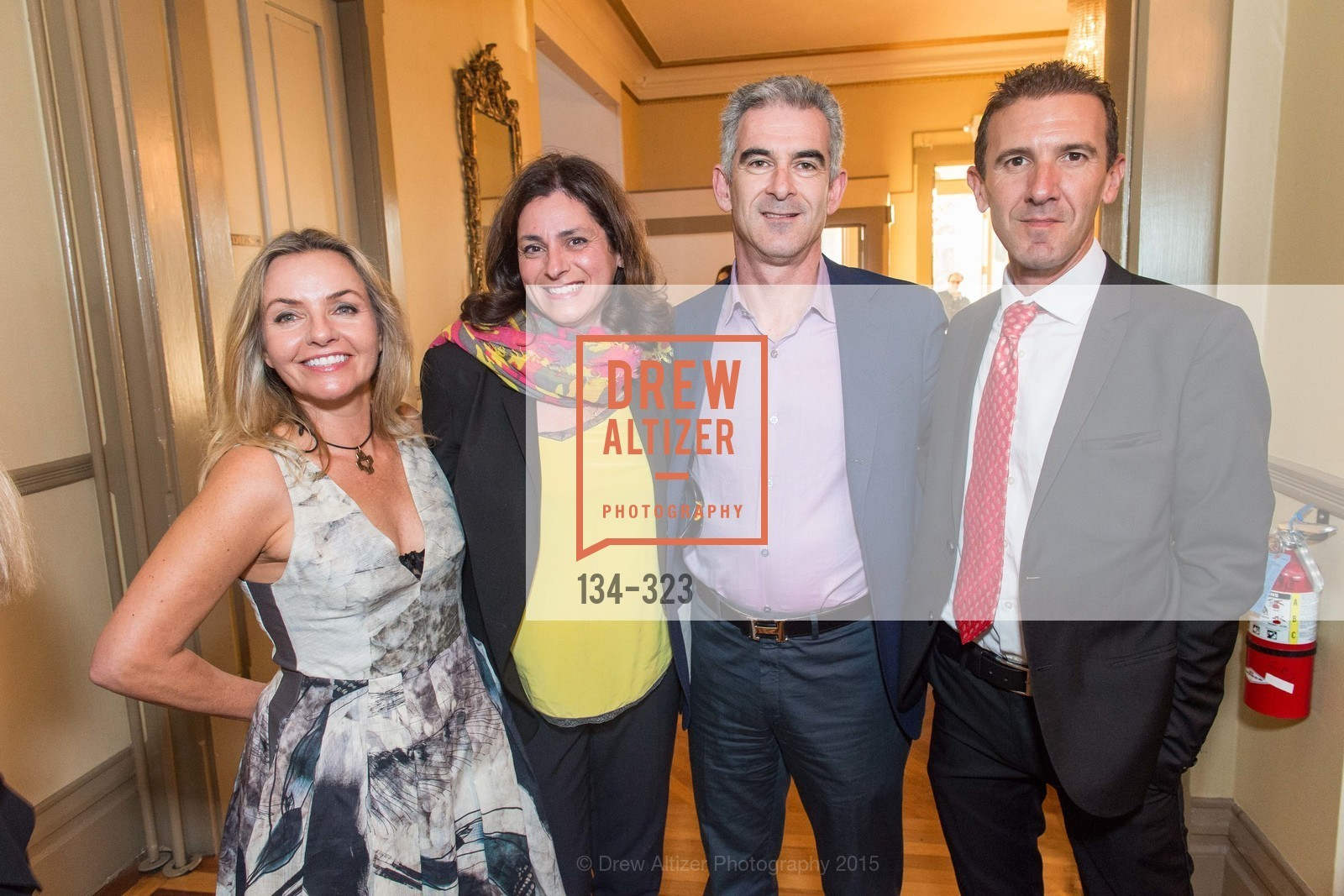 Stacee Christen, Stephanie Cullins, Tim Cullins, Stephane Ré, A Night in Versailles, General's Residence. 1 Franklin St, September 25th, 2015,Drew Altizer, Drew Altizer Photography, full-service agency, private events, San Francisco photographer, photographer california