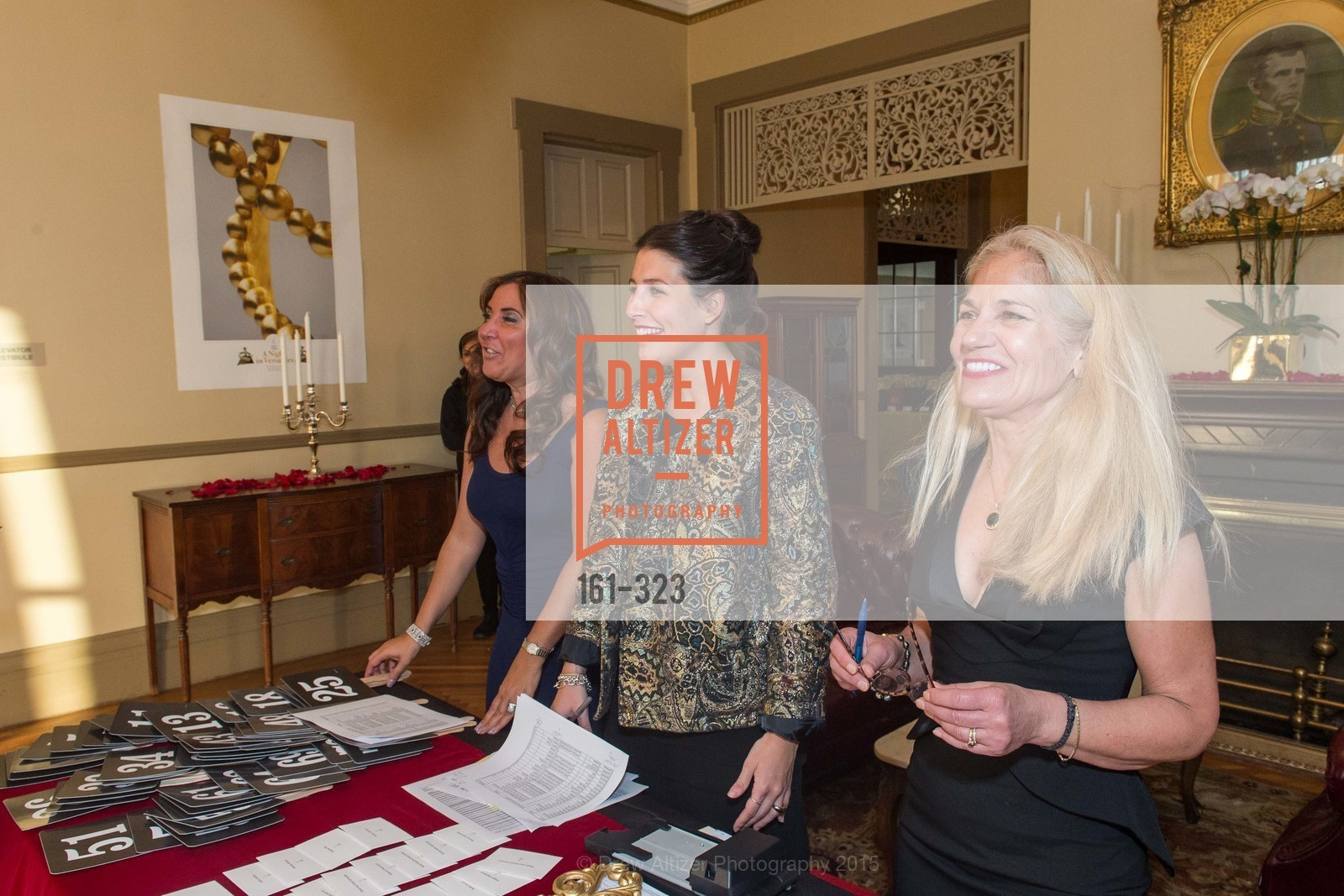 Valerie Testa, Hannah Loué, A Night in Versailles, General's Residence. 1 Franklin St, September 25th, 2015,Drew Altizer, Drew Altizer Photography, full-service agency, private events, San Francisco photographer, photographer california