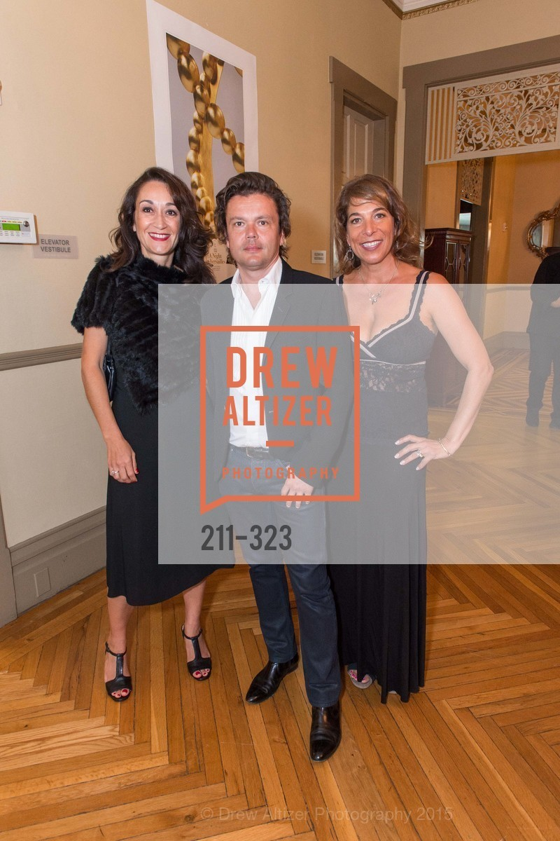 Agnes Haure, Jean-Michel Othoniel, Giselle Sponholtz, A Night in Versailles, General's Residence. 1 Franklin St, September 25th, 2015,Drew Altizer, Drew Altizer Photography, full-service agency, private events, San Francisco photographer, photographer california
