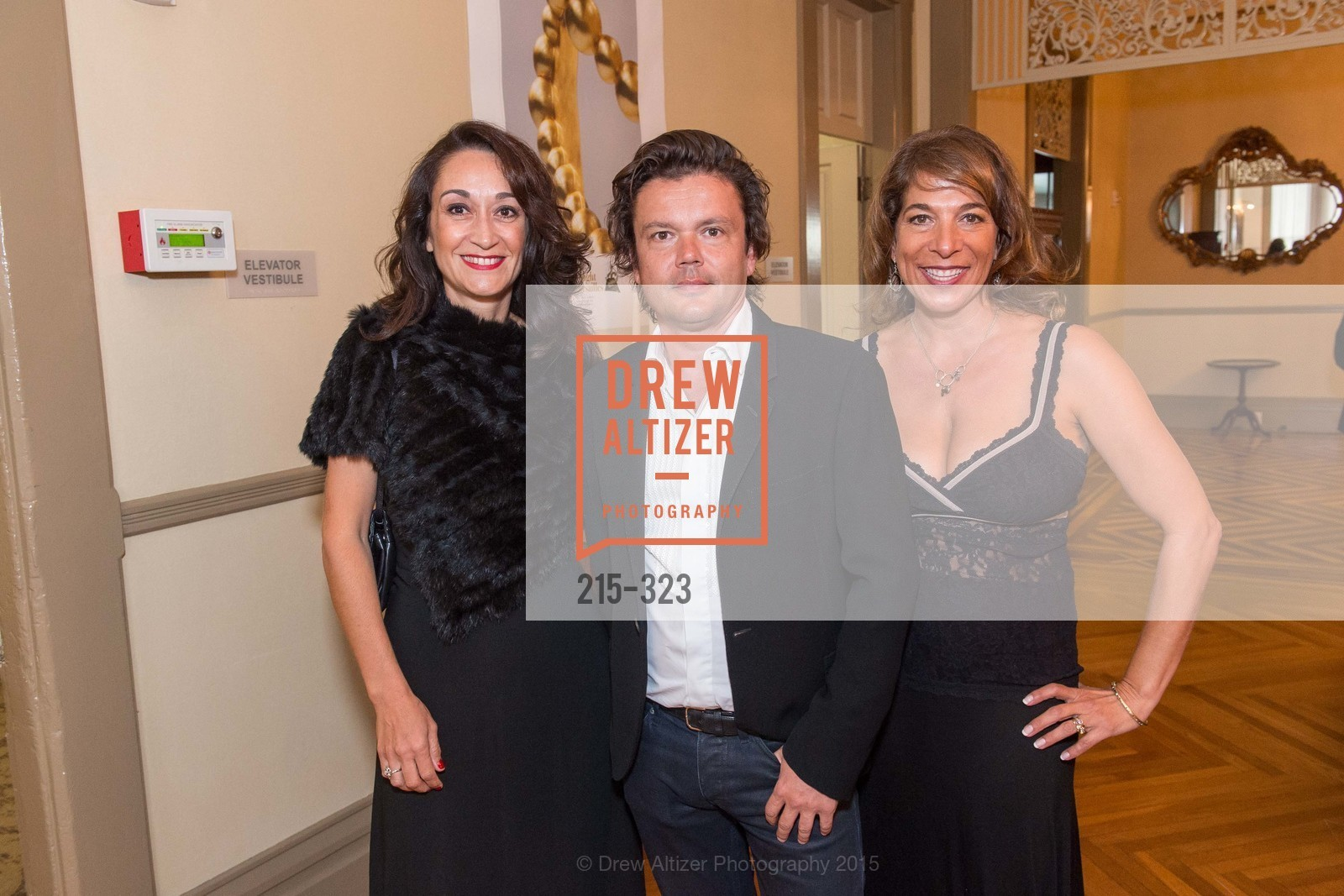 Agnes Faure, Jean-Michel Othoniel, Giselle Sponholtz, A Night in Versailles, General's Residence. 1 Franklin St, September 25th, 2015,Drew Altizer, Drew Altizer Photography, full-service agency, private events, San Francisco photographer, photographer california