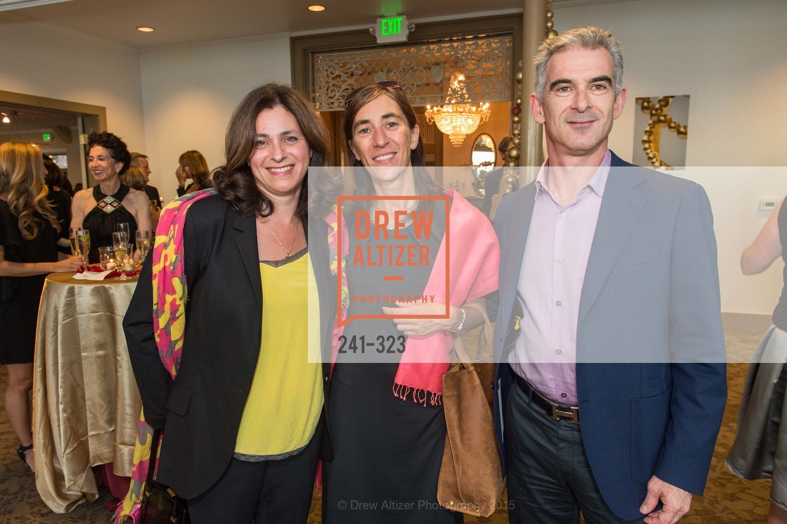 Stephanie Cullins, Pauline Carmona, Tim Cullins, A Night in Versailles, General's Residence. 1 Franklin St, September 25th, 2015,Drew Altizer, Drew Altizer Photography, full-service event agency, private events, San Francisco photographer, photographer California