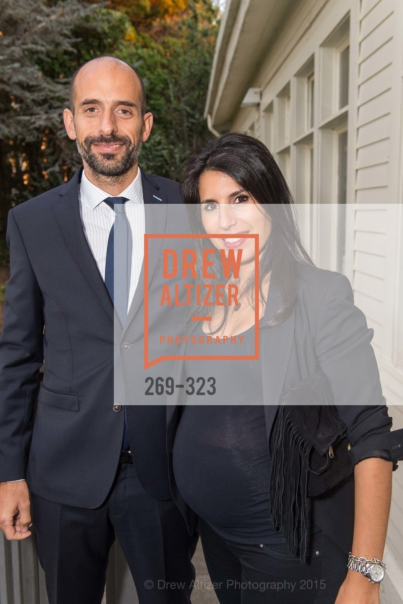 Romain Brante, Radia Oumer, A Night in Versailles, General's Residence. 1 Franklin St, September 25th, 2015,Drew Altizer, Drew Altizer Photography, full-service agency, private events, San Francisco photographer, photographer california
