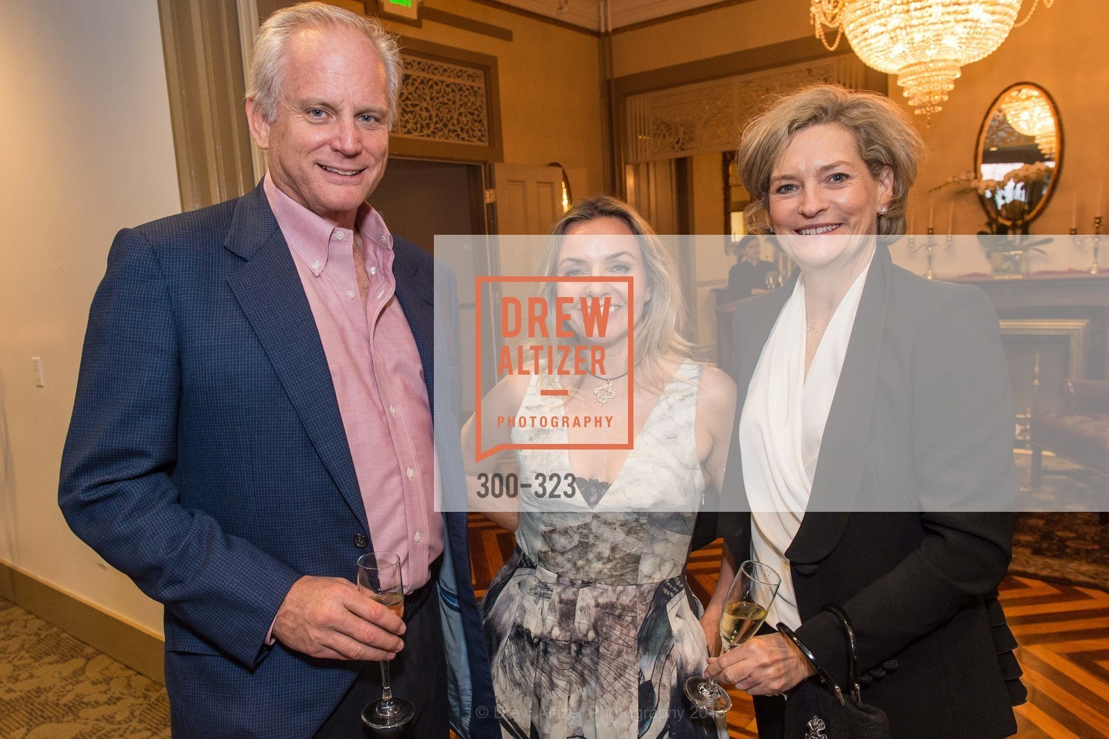 Bill Burkett, Stacee Christen, Wynn Burkett, A Night in Versailles, General's Residence. 1 Franklin St, September 25th, 2015,Drew Altizer, Drew Altizer Photography, full-service agency, private events, San Francisco photographer, photographer california