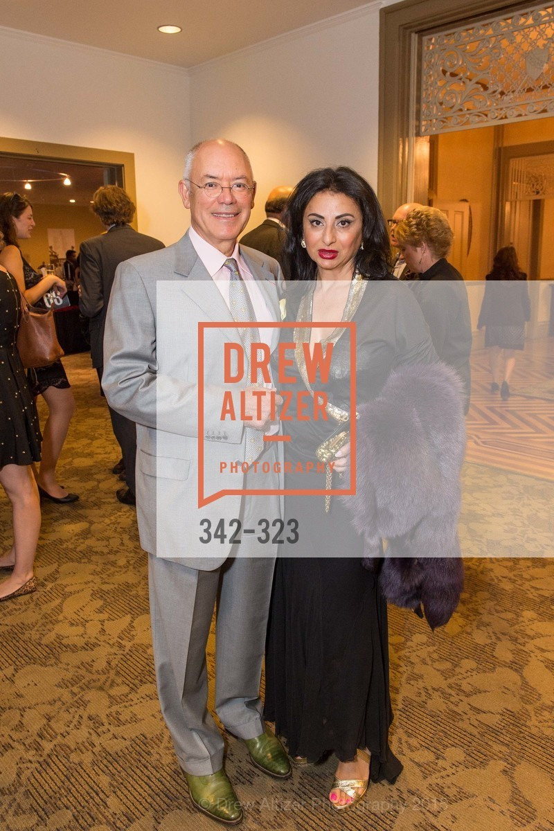 Alain Azan, Esmeralda Azan, A Night in Versailles, General's Residence. 1 Franklin St, September 25th, 2015,Drew Altizer, Drew Altizer Photography, full-service agency, private events, San Francisco photographer, photographer california