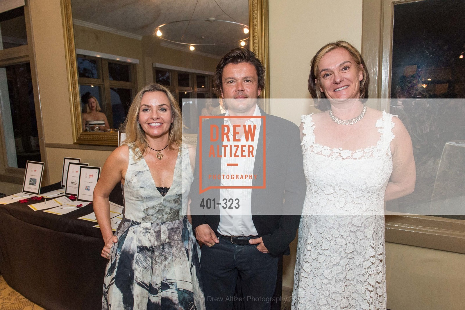 Stacee Christen, Jean-Michel Othoniel, Sophie Suberville, A Night in Versailles, General's Residence. 1 Franklin St, September 25th, 2015,Drew Altizer, Drew Altizer Photography, full-service agency, private events, San Francisco photographer, photographer california