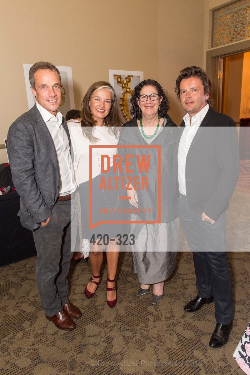 Julie Letinard, Ruth Berson, Jean-Michel Othoniel, A Night in Versailles, General's Residence. 1 Franklin St, September 25th, 2015,Drew Altizer, Drew Altizer Photography, full-service agency, private events, San Francisco photographer, photographer california