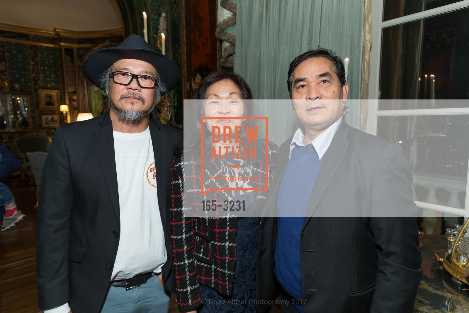 Tad Nguyen, Kim Nguyen, Haung Kang, Photo #165-3231