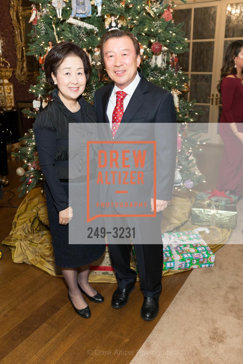 Suk Choi, Hagen Choi, Photo #249-3231