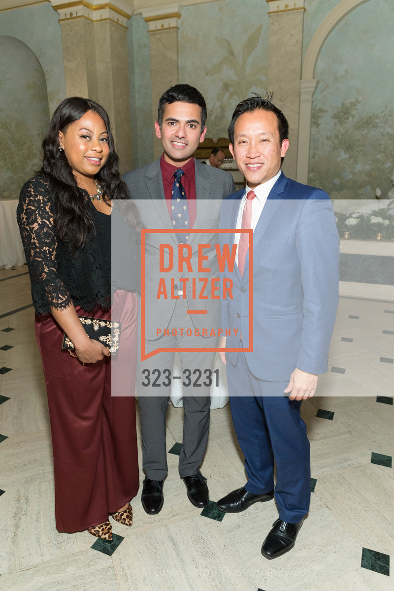 Shanell Williams, Ken Russell Coelho, David Chiu, Photo #323-3231