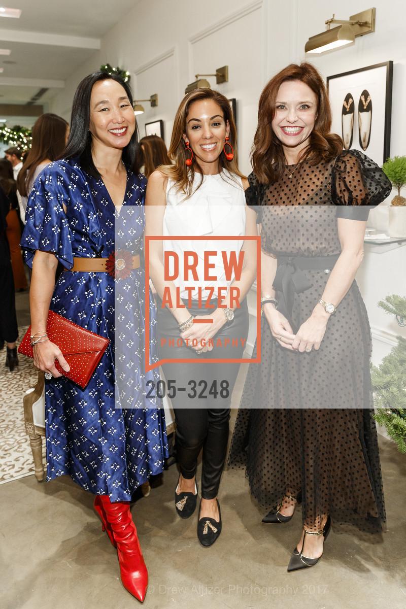Carolyn Chang, Bianca Gates, Kristen Green, Photo #205-3248