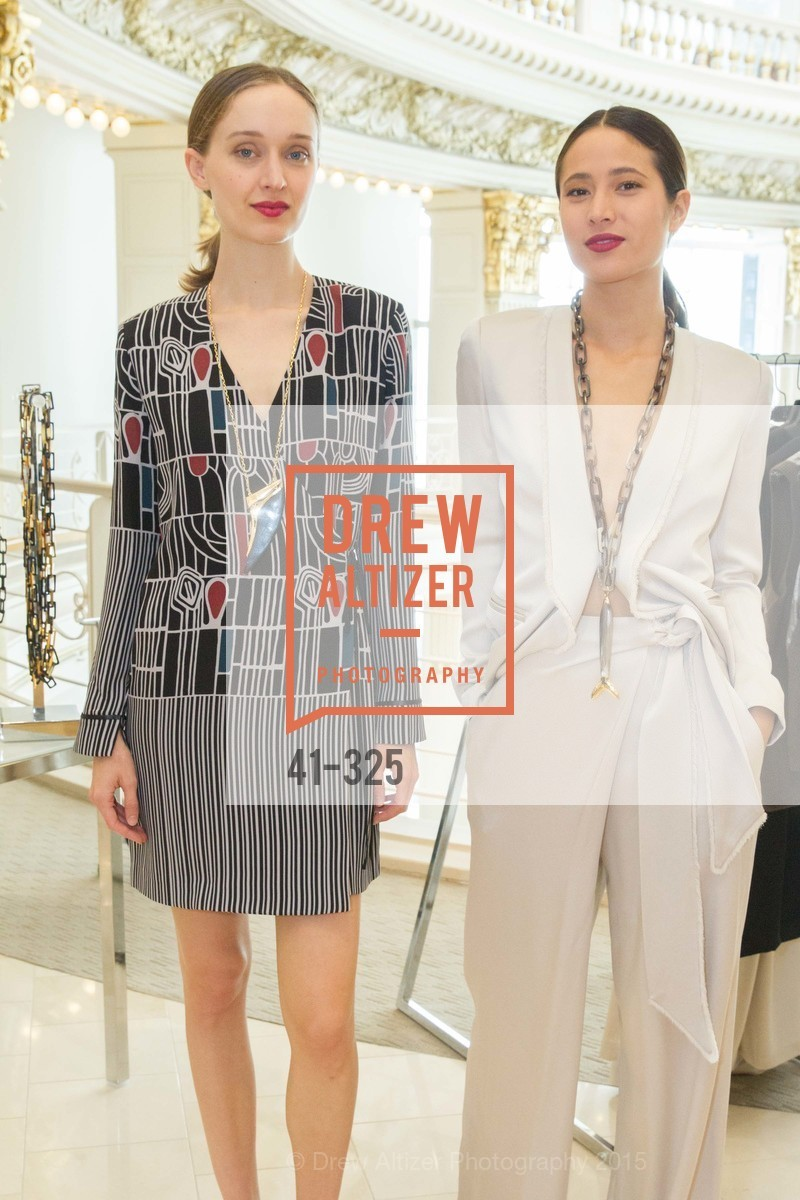 Models, Maiyet Reception at Neiman Marcus, Neiman Marcus, September 29th, 2015