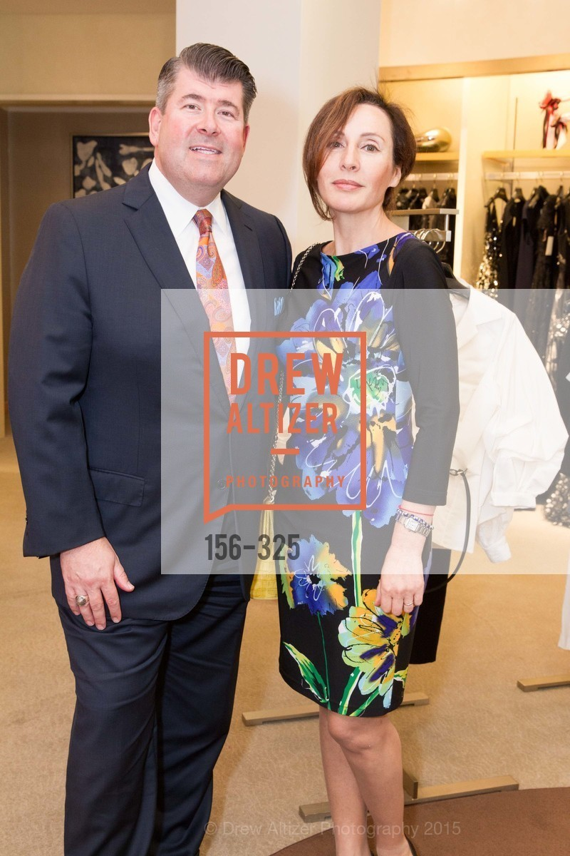 Alan Morrell, Clara Shayevich, Maiyet Reception at Neiman Marcus, Neiman Marcus, September 29th, 2015,Drew Altizer, Drew Altizer Photography, full-service agency, private events, San Francisco photographer, photographer california