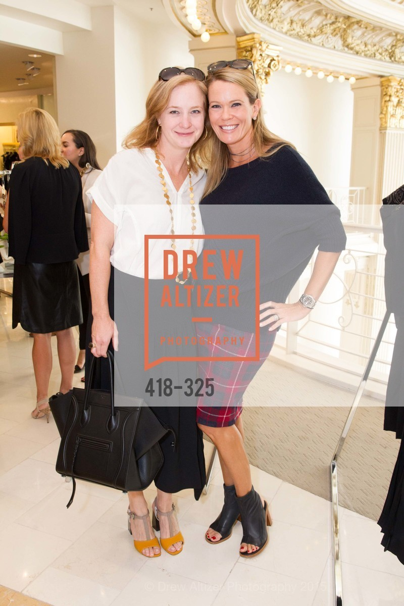 Claire Spaht, Stephanie Tuttle, Maiyet Reception at Neiman Marcus, Neiman Marcus, September 29th, 2015,Drew Altizer, Drew Altizer Photography, full-service agency, private events, San Francisco photographer, photographer california