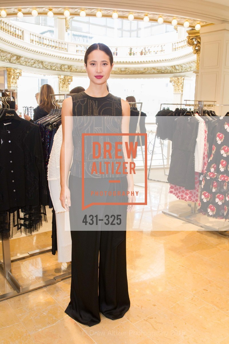 Model, Maiyet Reception at Neiman Marcus, Neiman Marcus, September 29th, 2015,Drew Altizer, Drew Altizer Photography, full-service agency, private events, San Francisco photographer, photographer california