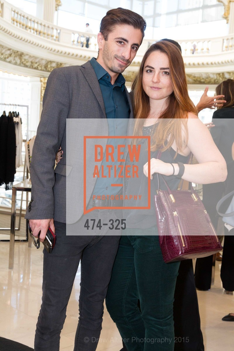 Adam Simonoff, Natalie Krane, Maiyet Reception at Neiman Marcus, Neiman Marcus, September 29th, 2015,Drew Altizer, Drew Altizer Photography, full-service agency, private events, San Francisco photographer, photographer california