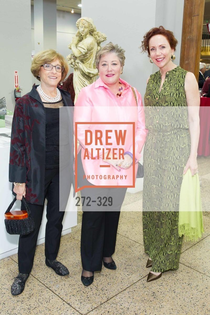 Sue Molinari, Susan Geary, Suzanne Munsing, Photo #272-329