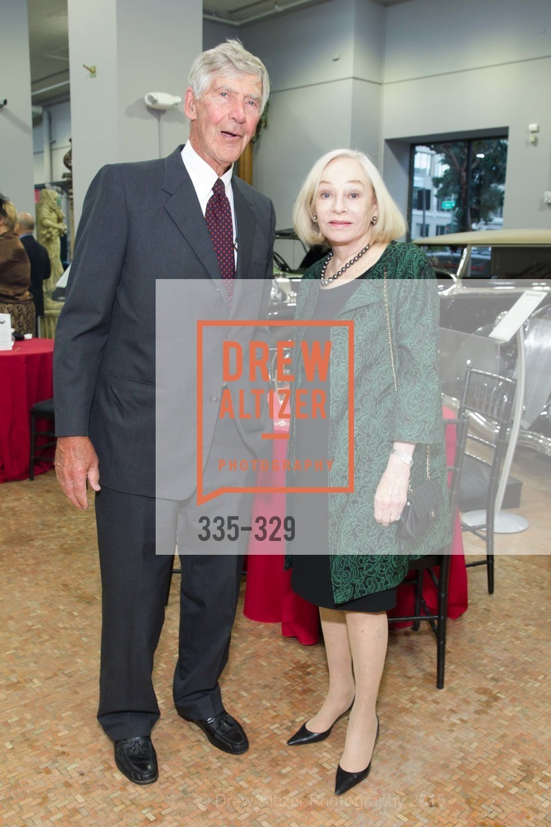 Jack Paddington, Gretchen Kimball, Photo #335-329