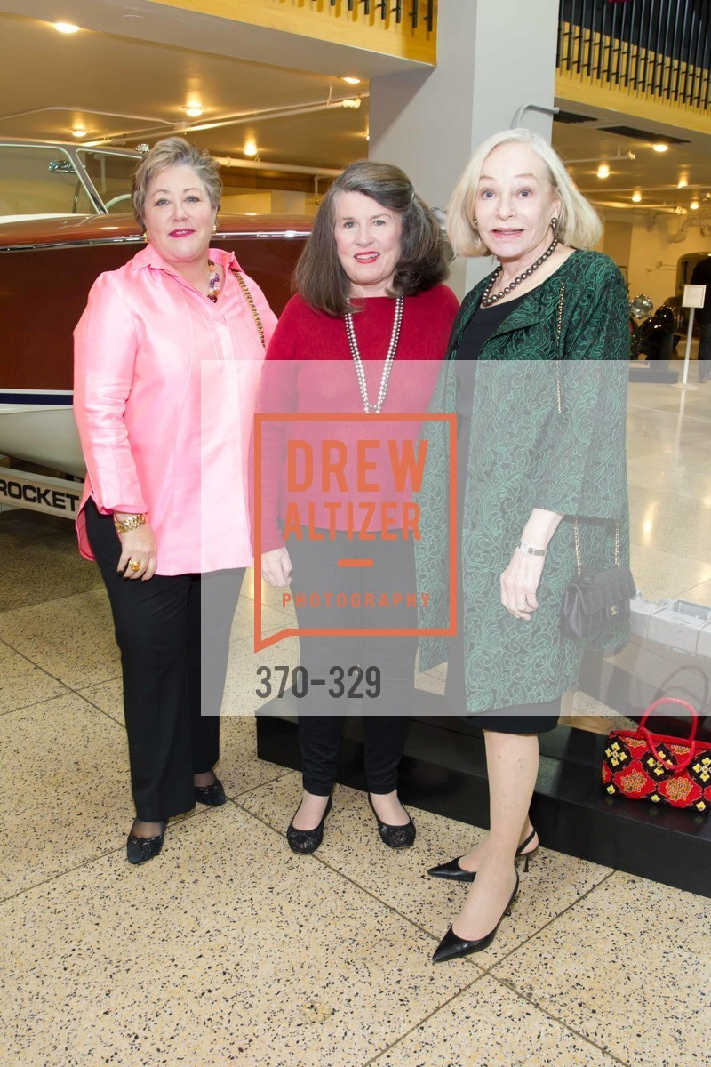 Susan Geary, Peggy Mitchell, Gretchen Kimball, Photo #370-329