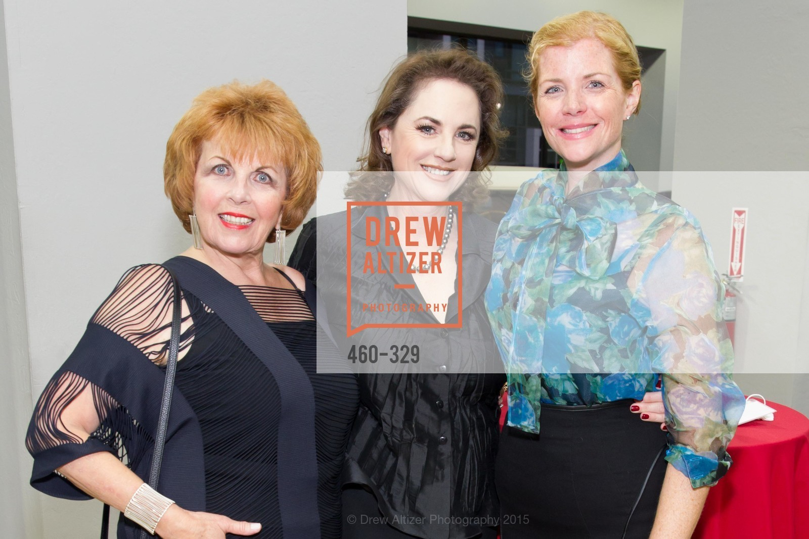 Nora Monfardini, Lisa Harris, Diana Ward, Photo #460-329