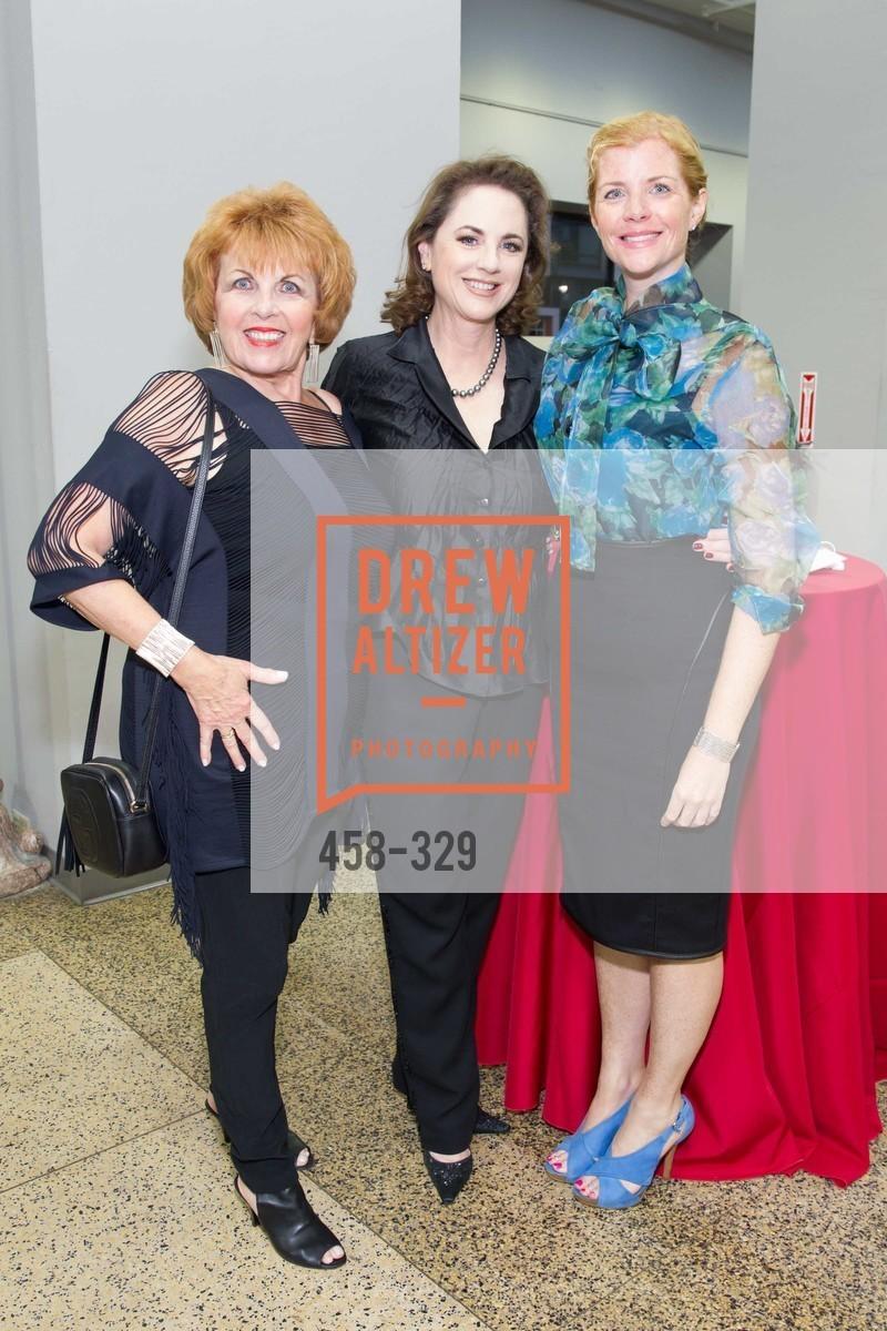 Nora Monfardini, Lisa Harris, Diana Ward, Photo #458-329