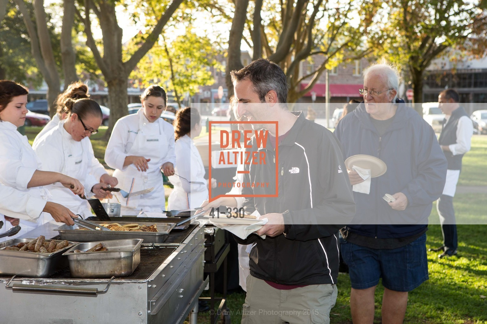 Atmosphere, Williams Sonoma Pancake Breakfast, October 3rd, 2015, Photo,Drew Altizer, Drew Altizer Photography, full-service agency, private events, San Francisco photographer, photographer california